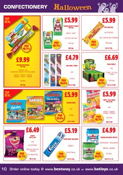 Bags offers in the Batleys catalogue in Rhondda