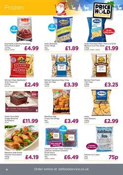 Pizza offers in the Batleys catalogue in Bridgend