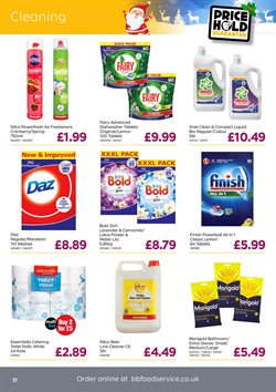 Bold offers in the Batleys catalogue in London