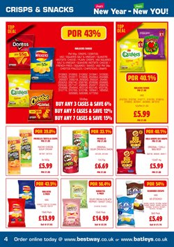 Top offers in the Batleys catalogue in London