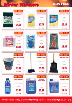 Batleys offers in the London catalogue
