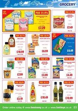 Pasta offers in the Batleys catalogue in Bridgend