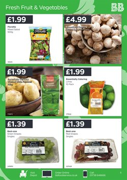 Potatoes offers in the Batleys catalogue in London