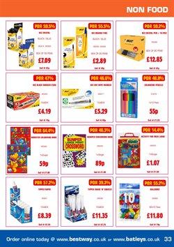 Pencils offers in the Batleys catalogue in Darlington