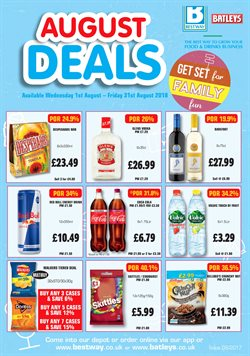 Batleys offers in the Birkenhead catalogue