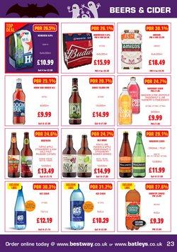 Ace offers in the Batleys catalogue in Birkenhead