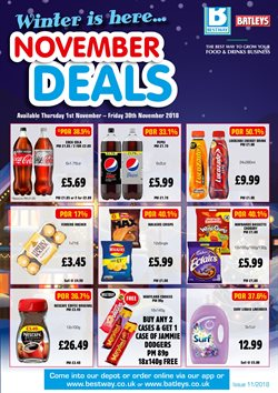 Batleys offers in the Liverpool catalogue