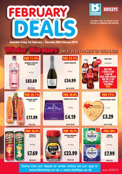 Batleys offers in the Glasgow catalogue