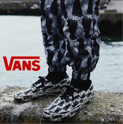 VANS offers in the VANS catalogue ( More than a month)