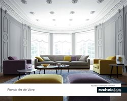 Roche-Bobois offers in the London catalogue