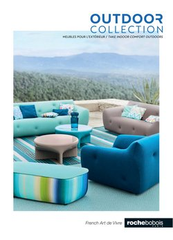 Roche-Bobois offers in the Roche-Bobois catalogue ( More than a month)
