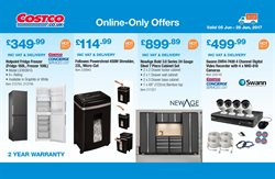 Wardrobe offers in the Costco catalogue in London