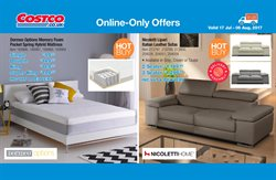 Mattress offers in the Costco catalogue in London