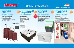 Christmas decoration offers in the Costco catalogue in London