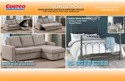 Sofa bed offers in the Costco catalogue in London