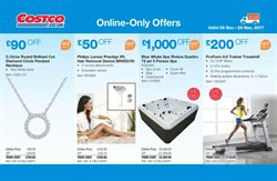 Necklace offers in the Costco catalogue in London