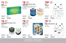Shower offers in the Costco catalogue in London