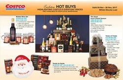 Christmas decoration offers in the Costco catalogue in Runcorn