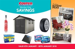 Supermarkets offers in the Costco catalogue in Leicester