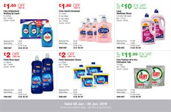 Finish offers in the Costco catalogue in London