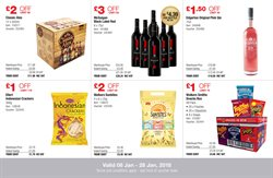Spirits offers in the Costco catalogue in London