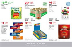 Frozen offers in the Costco catalogue in London