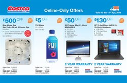 HP offers in the Costco catalogue in London