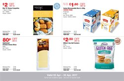 Cheese offers in the Costco catalogue in London