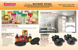 Lighting offers in the Costco catalogue in London
