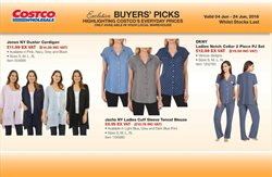 Clothing offers in the Costco catalogue in London