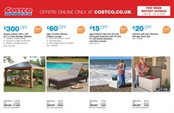 Garden offers in the Costco catalogue in Aberdeen