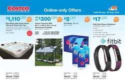 Water offers in the Costco catalogue in London