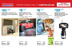 Storage offers in the Costco catalogue in Sunderland