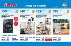 Food offers in the Costco catalogue in London