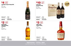 Liqueur offers in the Costco catalogue in London