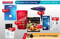 Supermarkets offers in the Costco catalogue in Bushey
