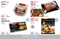 Ready meals offers in the Costco catalogue in Leicester