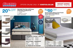 Storage offers in the Costco catalogue in Manchester