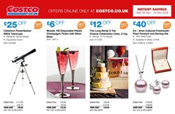 Cake offers in the Costco catalogue in Tower Hamlets