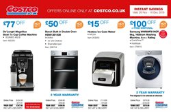 Coffee offers in the Costco catalogue in Widnes