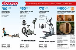Water offers in the Costco catalogue in Liverpool
