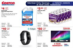 Computers & electronics offers in the Costco catalogue in Birmingham