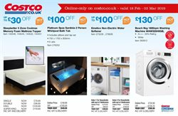 Water offers in the Costco catalogue in Aberdeen