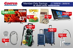 Costco offers in the Cannock catalogue