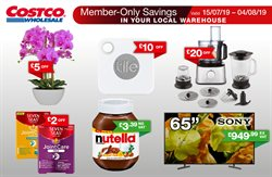 Supermarkets offers in the Costco catalogue in Manchester