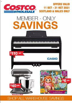 Supermarkets offers in the Costco catalogue ( 14 days left)