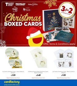 Books & Stationery offers in the Card Factory catalogue ( 8 days left)