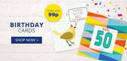 Books & stationery offers in the Card Factory catalogue in Hammersmith