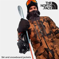 Sport offers in the The North Face catalogue in Bristol ( 2 days ago )