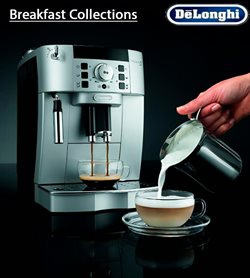 Delonghi offers in the London catalogue